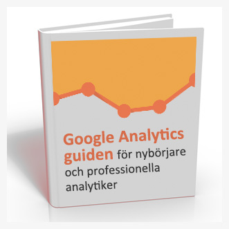 Google Analytics-guiden - lär dig webbanalys