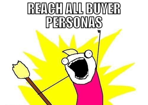 Reach all buyer personas - Facebook Ads