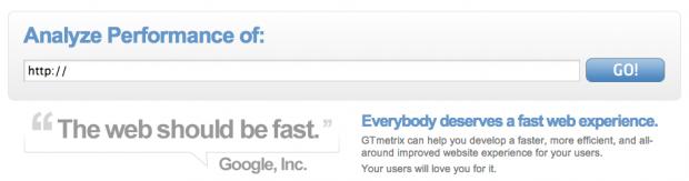 GTmetrix: ett favoritverktyg för SEO-arbete