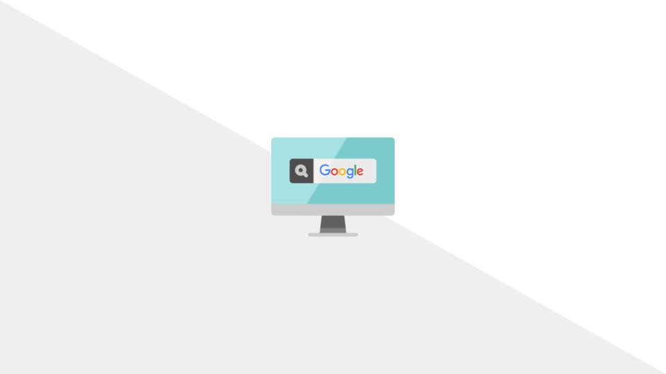 Google sök.